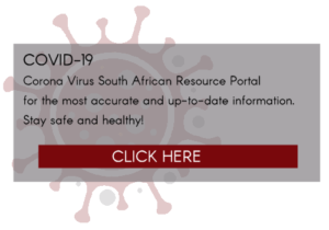 Corona Virus South African Resource Portal